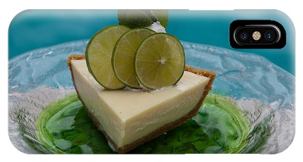 Key Lime Pie 25 IPhone Case