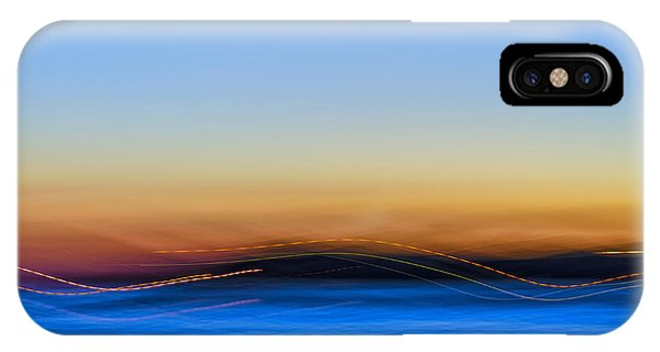 Key West Abstract IPhone Case
