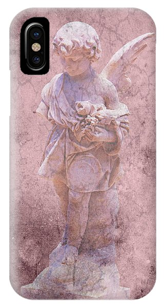Key West Angel #2 IPhone Case