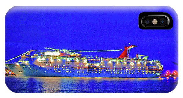 Key West Cruising  IPhone Case