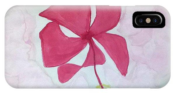 Key West Hibiscus IPhone Case