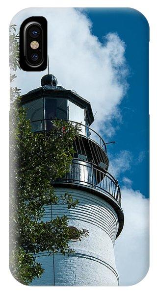 Key West Lighthouse IPhone Case