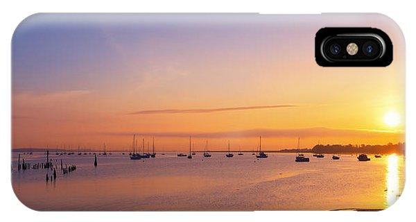 Keyport Harbor Sunrise  IPhone Case