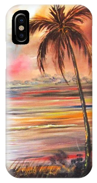 Keys Sunrise, Sunset IPhone Case