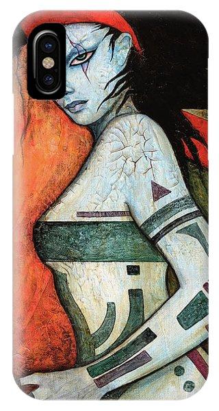 Voodoo iPhone Case - Keziah by Dori Hartley