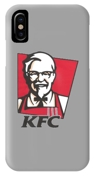 Kfc T-shirt IPhone Case
