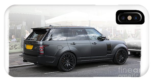 Khan Range Rover IPhone Case