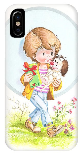 My Love As A Present IPhone Case