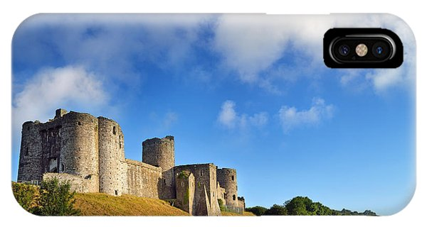 Kidwelly Castle 1 IPhone Case