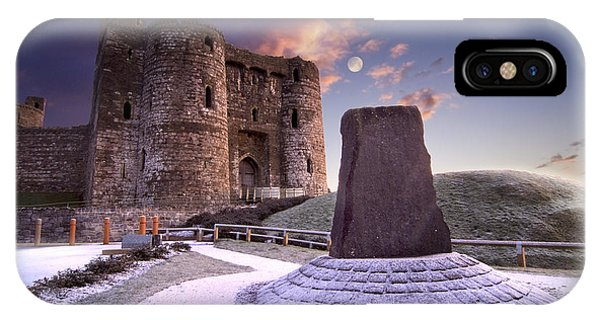 Kidwelly Castle 2 IPhone Case