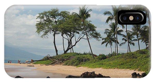 Kihei Beach IPhone Case