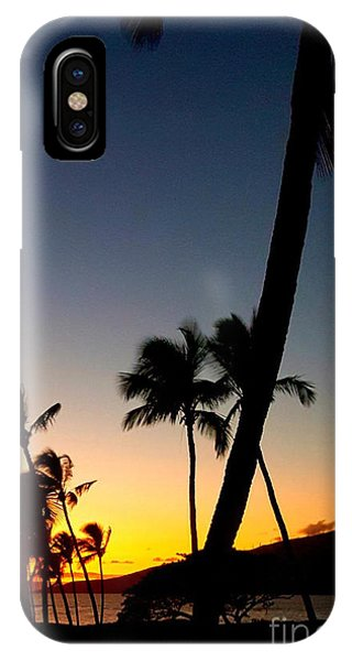 Kihei Sunset IPhone Case