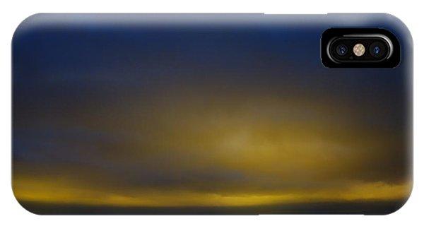 Kijkduin Sunset IPhone Case