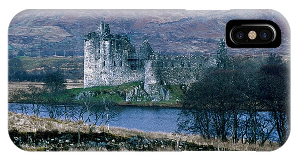 Kilchurn Castle, Scotland IPhone Case