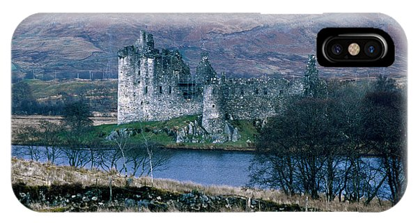 Kilchurn Castle, Scotland IPhone Case