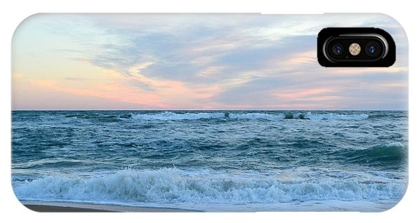 IPhone Case featuring the photograph Kill Devil Hills 11/24 by Barbara Ann Bell