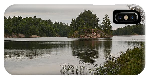 Killarney-carlyle Lake IPhone Case