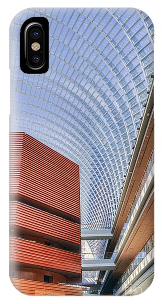 Kimmel Center For The Performing Arts IPhone Case