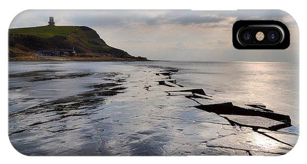 Dorset iPhone Case - Kimmeridge Bay - England by Joana Kruse