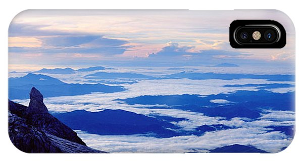 Kinabalu Panorama IPhone Case
