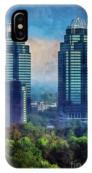 King And Queen Buildings IPhone Case