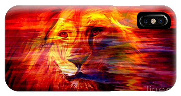 King Of Glory IPhone Case