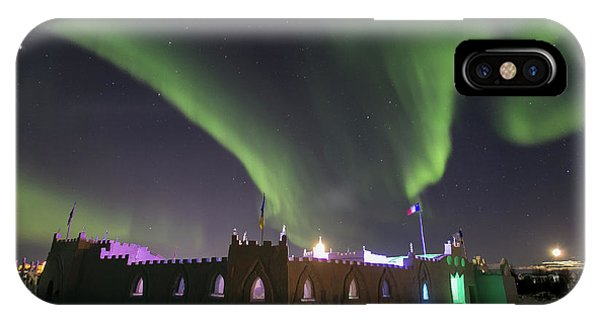 King Of The Castle IPhone Case