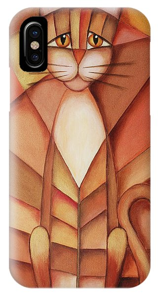 King Of The Cats IPhone Case
