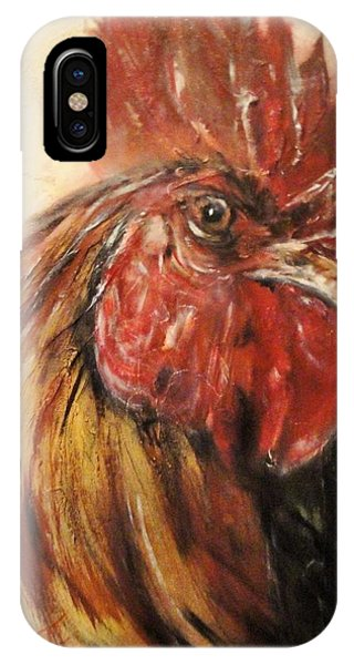 King Rooster IPhone Case
