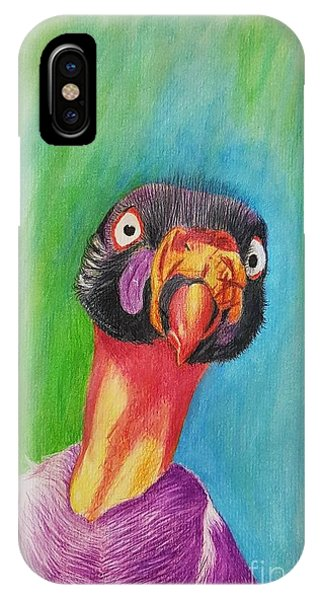 King Vulture  IPhone Case