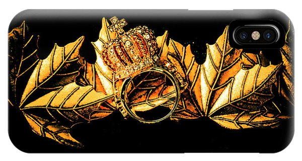 Ceremony iPhone Case - Kingdom In Fall by Jorgo Photography - Wall Art Gallery