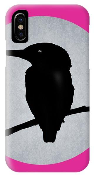Kingfisher iPhone Case - Kingfisher by Mark Rogan