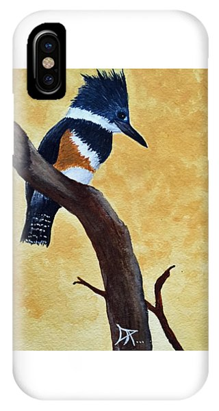 Kingfisher No. 1 IPhone Case