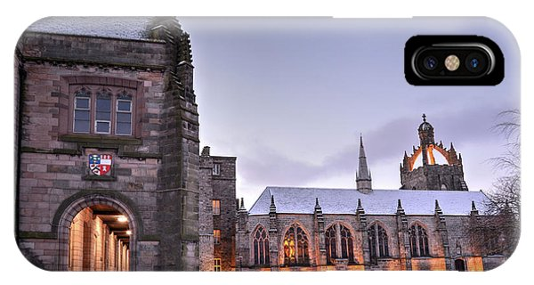 King's College - University Of Aberdeen IPhone Case