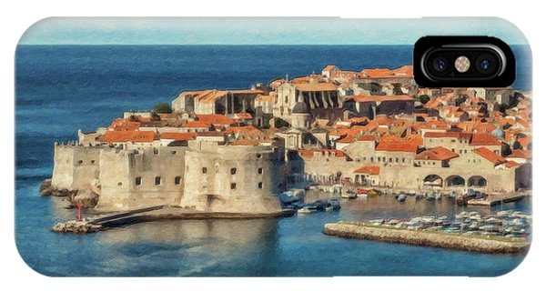 Kings Landing Dubrovnik Croatia - Dwp512798 IPhone Case