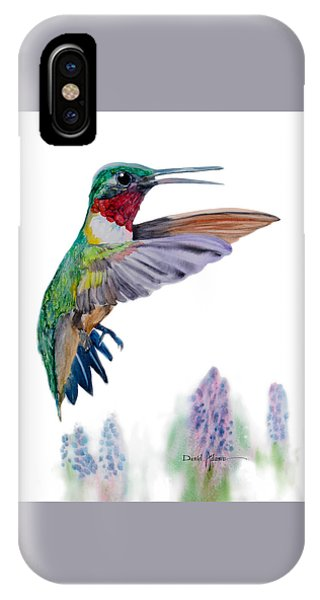 Da174 King's Speech Daniel Adams IPhone Case