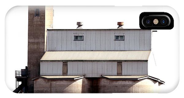 IPhone Case featuring the photograph Kingscote Skyrise by Stephen Mitchell