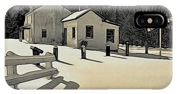 Kingston Woodprint IPhone Case