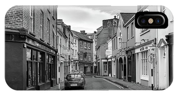 Kinsale Side Street IPhone Case