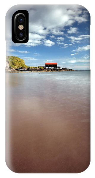Kintyre Beach IPhone Case
