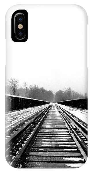 Kinzua Bridge Skywalk IPhone Case
