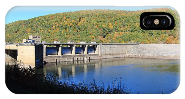 IPhone Case featuring the photograph Kinzua Dam by Rick Morgan