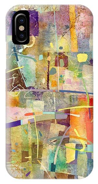 Purple iPhone Case - Kismet by Hailey E Herrera