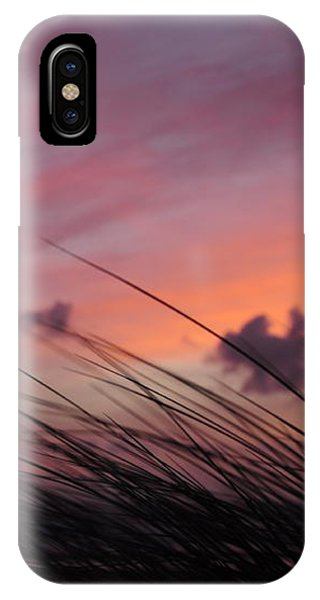 Kiss Of Night IPhone Case