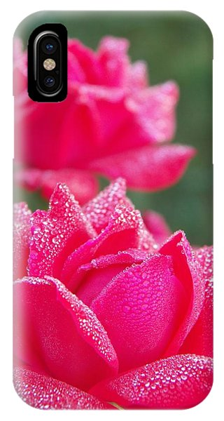 Kissed By Dew IPhone Case