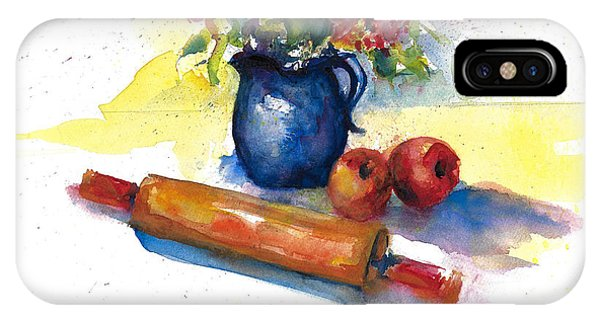 Kitchen Bouquet June 2018 IPhone Case