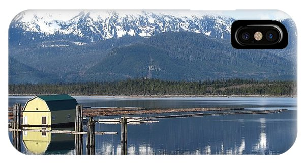 Kitimat IPhone Case