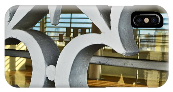 Detail iPhone Case - Kitsch Urban Details by Carlos Alkmin