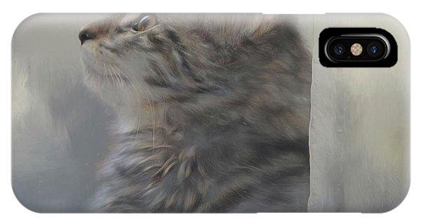 Kitten Zada IPhone Case