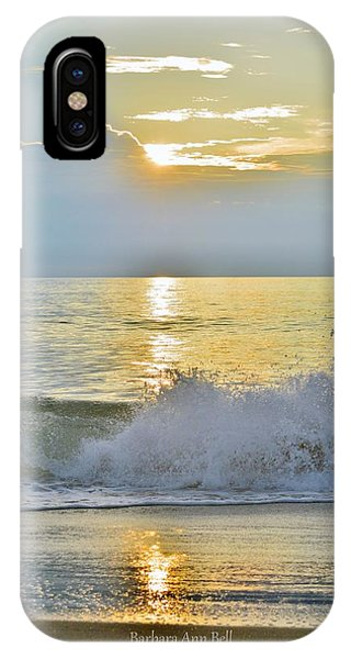 Kitty Hawk Sunrise 8/20 IPhone Case
